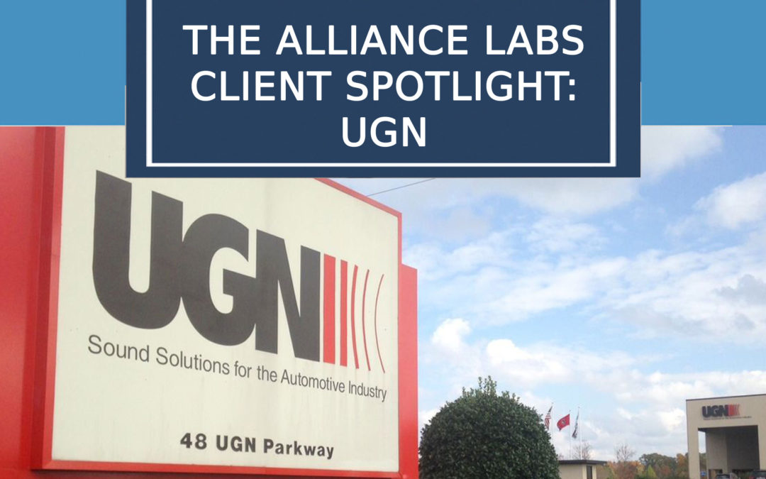 The Alliance Labs Client Spotlight: UGN