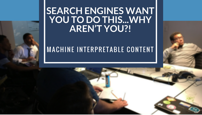 Search Engines Want You to Do This…Why Aren't You?!