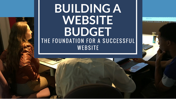 Building a Website Budget