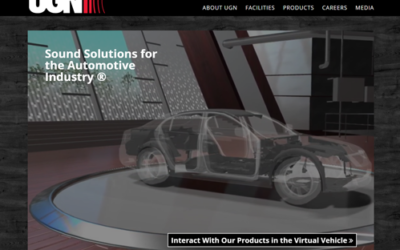 The best approach to updating a manufacturing website